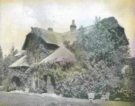Queens Cottage Kew