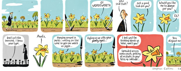 Stephen Collins The Guardian, Saturday 8 March 2014
