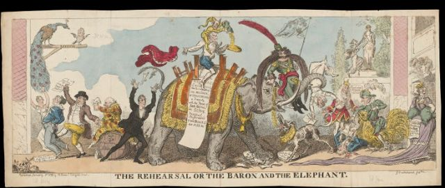 George Cruikshank, 1812 V&A