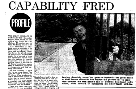 The Observer, 20th JUne 1971