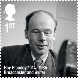 Roy Plomley, the creator/presenter of Desert Island Discs