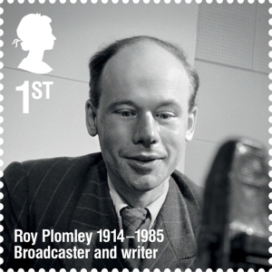 Roy Plomley, the creator/presenter of Desert Island Discs