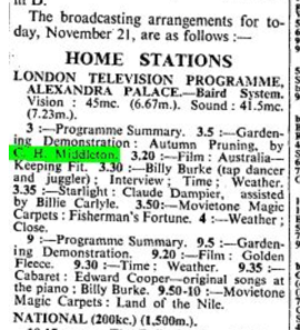 Times [London, England] 30 May 1938: 21. The Times Digital Archive. Web. 2 Aug. 2014.