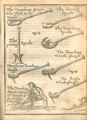 from Walter Bith, The English Improver Improved, 1653