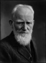 George Bernard Shaw,  by William Flower, 1937 National Portrait Gallery