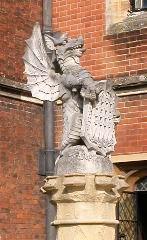 Dragon from Hampton Court David Marsh