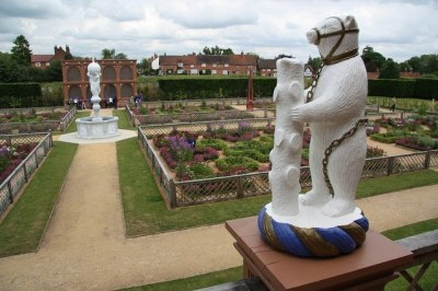 The Bera and Ragged Staff of Robert Dudley at Kenilworth http://www.ordnancesurvey.co.uk/blog/?s=kenilworth