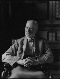 William Robinson by Vandyk, c.1930 © National Portrait Gallery, London