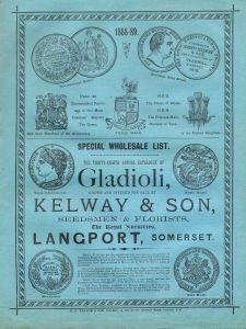 Kelways Catalogue of Gladioli 1888-89 http://www.kelways.co.uk