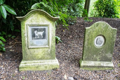 2 of the 8 dodgs graves in Marlborough House http://www.aglimpseoflondon.com/2014_06_01_archive.html