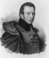 Joel Roberts POinsett courtsey of Library of Congress