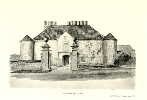 Allerthorpe Hall  from The Queen of the Bluestockings