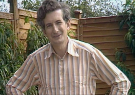 Peter Seabrook on Gardeners World 1976