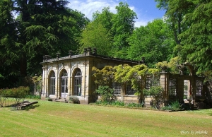 The Conservatory built c.1851 at Duncombe Park http://www.ukthebest.co.uk