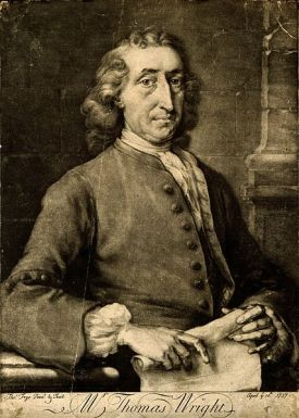 Thomas Wright, by T.Frye, 1737 .http://www.campbell-fine-art.com/items.php?id=392