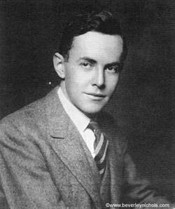 Beverley Nichols, c.1930