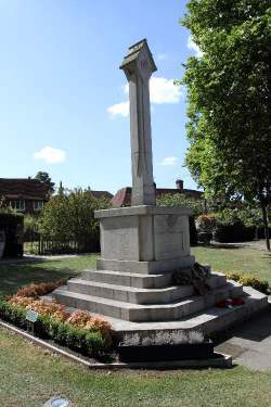 Tenterden War Memorial http://en.tracesofwar.com/article/50694/War-Memorial-Tenterden.htm