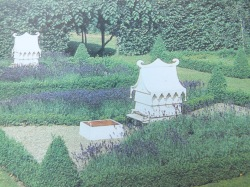 The Beehives at Biddick Hall, from Palaces for Pigs, Lucinda Lambton