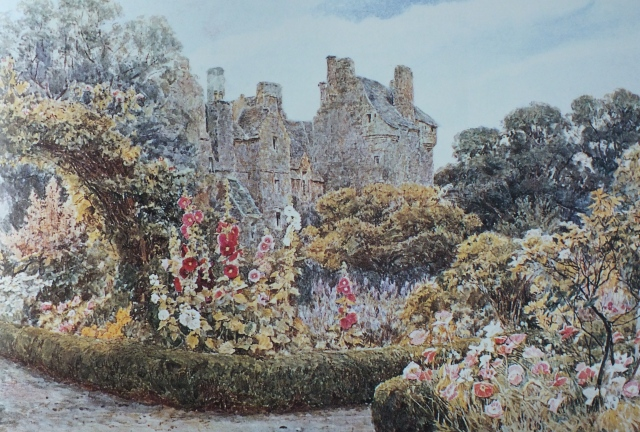 Kellie Castle, from George Samuel Elgood,, by Eve Eckstein