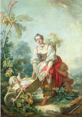 TitleThe Joys Of MotherhoodArtistJean-Honore Fragonard