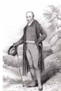 William Wells of Redleaf, by Henry Edridge ARA - c.1812 http://www.kentgardenstrust.org.uk/documents/newsletter_autumn_2013.pdf