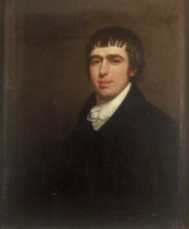 George Loddiges (1786-1842) by John Renton http://museum.hackney.gov.uk/object3244