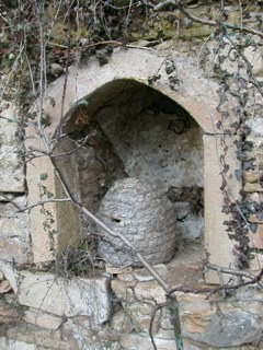 Bee Bole,  probably 13thc Pluscarden Abbey, Elgin http://www.pluscardenabbey.org/abbey-precincts.asp