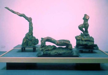 The fountain –Nereids, 1986