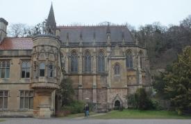 The Chapel David Marsh, March 2015