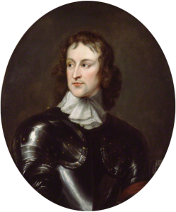 John Lambert after Robert Walker oil on canvas, (circa 1650-1655), NPG