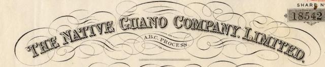 The Native Guano Company