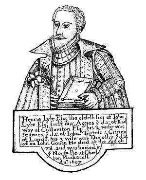 Henry Lyte