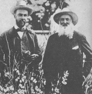 Washington Atlee Burpee and henry Eckford, http://www.pacifichorticulture.org