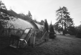 The Greenhouse at Bitham Hall, baz_baziah, 2011 Flickr