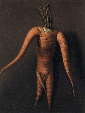 The Carrot, Willem Frederik van Royen, 1699, Märkisches Museum, Berlin