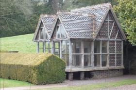The Aviary David marsh, March 2015