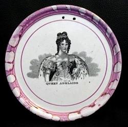 Queen Adelaide http://www.matesoundthepump.com/portraits.html