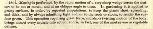 Loudon's Encyclopedia 1825, p.368