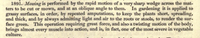Loudon's Encyclopedia 1825, p.368