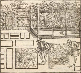 Thomas Hill's The Gardenesr labyrinth, 1594 ed