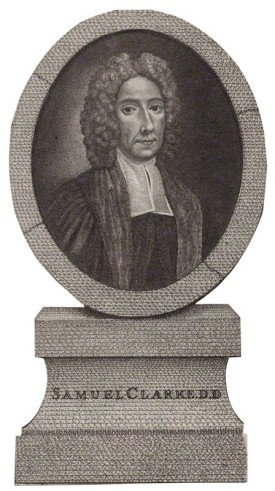 Samuel Clarke,after Thomas Gibson, stipple engraving, mid to late 18th century