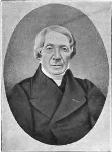 Portrait of Philippe André de Vilmorin (1776-1862), originally published in Gustave Heusé, Les Vilmorin (1746-1899), Paris 1899