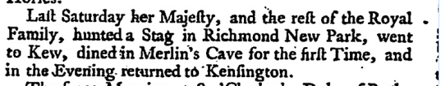 Daily Gazetteer (London Edition) (London, England), Monday, September 8, 1735