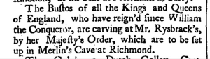 Old Whig or The Consistent Protestant (London, England), Thursday, January 1, 1736