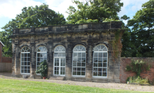The Orangery David Marsh, July 2015