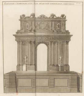 from Roubo's L'art du treillageur, 1775