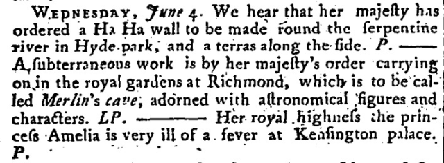 Grub Street Journal  Thursday, June 5, 1735