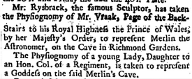 Read's Weekly Journal Or British Gazetteer (London, England), Saturday, August 2, 1735;