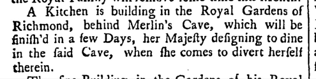 General Evening Post (London, England), September 4, 1735 - September 6, 1735;