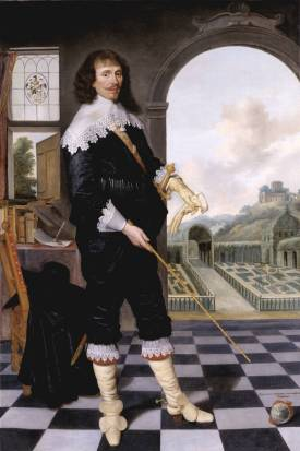 Portrait of William Style of Langley 1636 British School 17th century 1600-1699 Purchased 1978 http://www.tate.org.uk/art/work/T02308